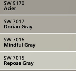 mindful gray