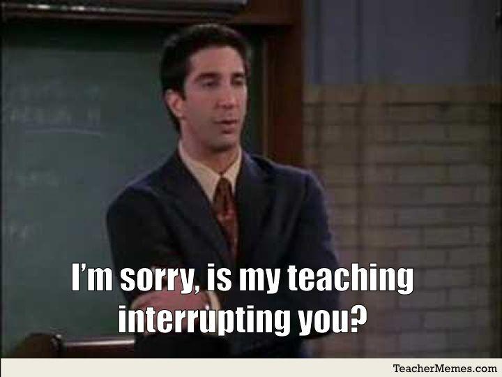 ross teaching
